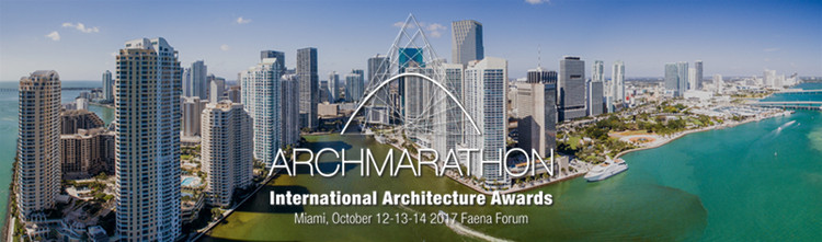 2017 Archmarathon Awards, Archmarathon Awards - Faena Forum, Miami - 13-14 October 2017