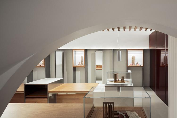 Tienda y Taller de Joyas J.Prats  / MHAP Architects, © Luis Diaz Diaz