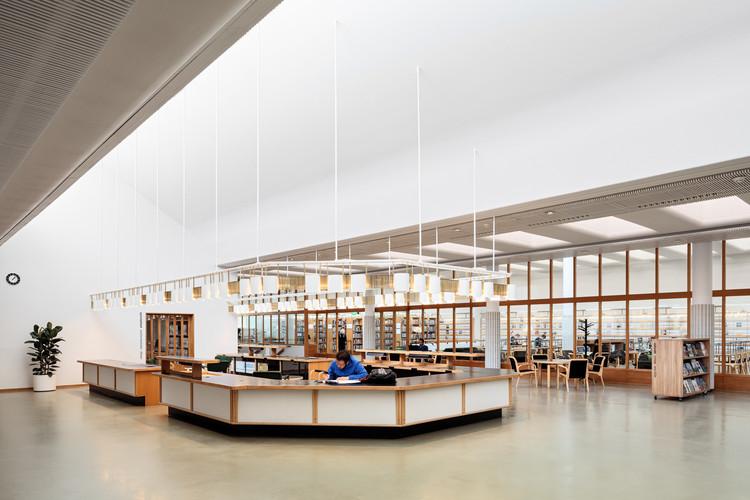 NRT's Renovation of Aalto University Center Wins 2017 Finlandia Prize , © Tuomas Uusheimo