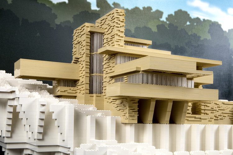 LEGO vs Architecture: BBC Film Explains How It's All Connected, © J.B. Spector