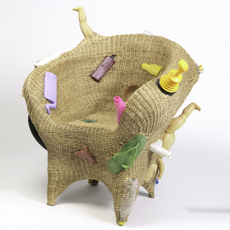 Cooper Hewitt Releases Online Catalogue of Over 200,000 Historic Design Objects, Trans ... Armchair, 2007; Designed by Fernando Campana and Humberto Campana; Brazil; Commissioned to designers by Cooper-Hewitt, National Design Museum. Image © Cooper Hewitt - Smithsonian Design Museum
