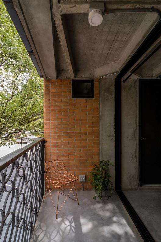 Edificio 80-19 / Planta Baja Estudio de Arquitectura, © Mauricio Carvajal