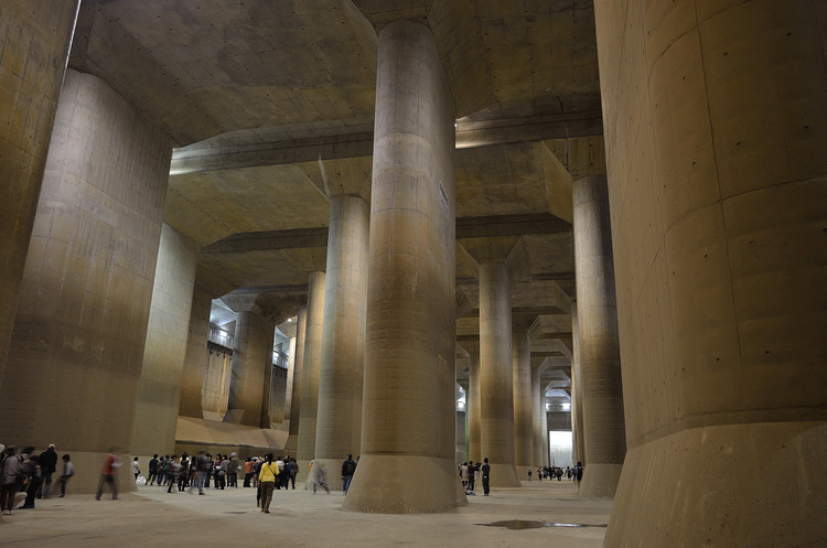 "Fresh Doubts Loom Over Japan's Vast Subterranean Water Control Systems, © <a href=""https://commons.wikimedia.org/wiki/File:Geofront_Temple%5E_%E9%A6%96%E9%83%BD%E5%9C%8F%E5%A4%96%E9%83%AD%E6%94%BE%E6%B0%B4%E8%B7%AF_-_panoramio.jpg"">Wikimedia user AMANO Jun-ichi</a> licensed under <a href=""https://creativecommons.org/licenses/by-sa/3.0/"">CC BY 3.0</a>. Image Courtesy of AMANO Jun-ichi"