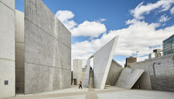 National Holocaust Monument / Studio Libeskind