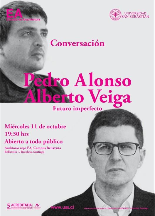 Conferencia Alberto Veiga en Universidad San Sebastián, Santiago