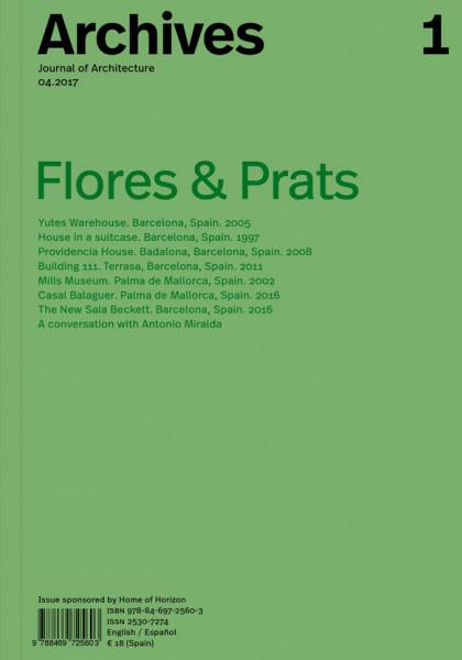 """Archives 1: """"Flores & Prats"""""""