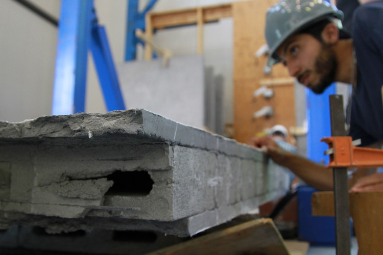UBC Researchers Develop New Concrete That Resists Earthquakes, © UBC