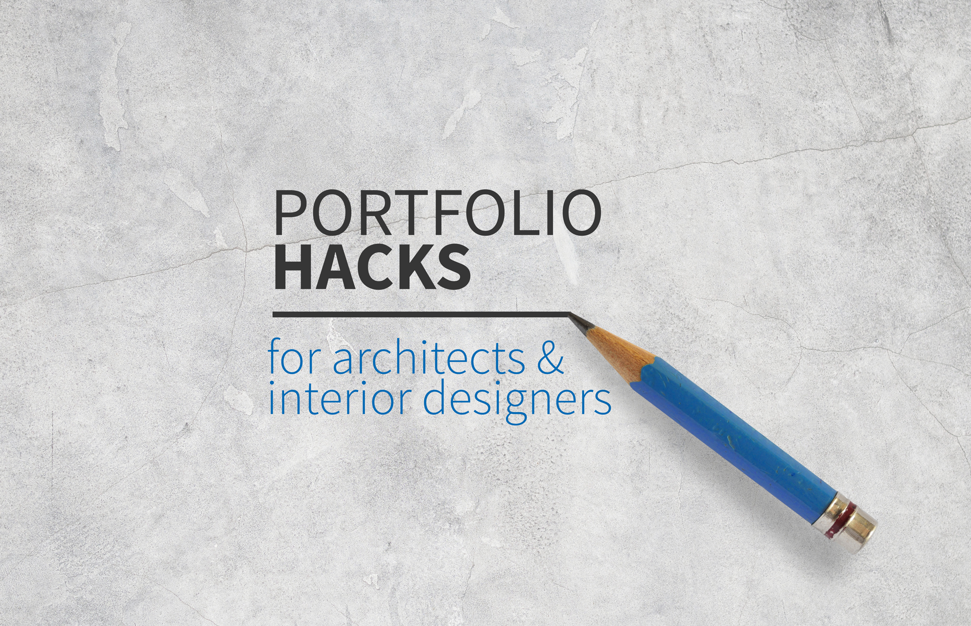 Architecture portfolio hacks how to create a recruiter - Interior design portfolio samples ...