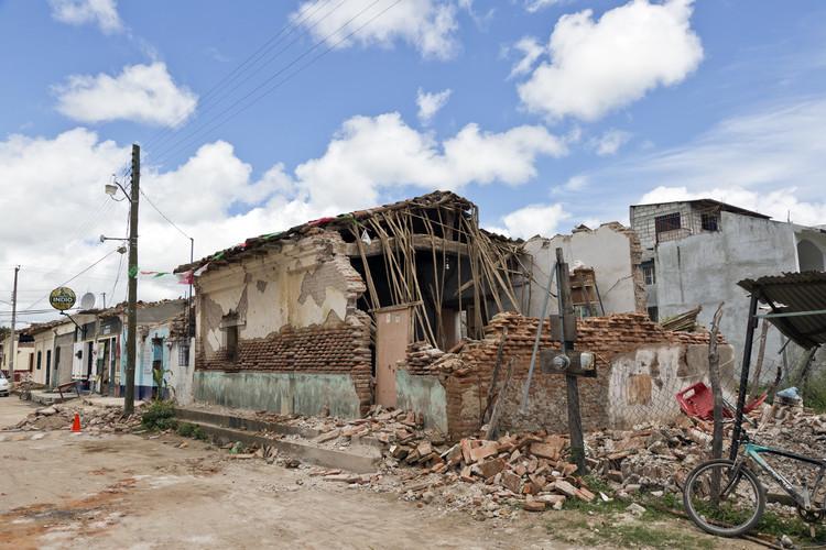 Reconstrucción social tras el sismo 19S: 'Si van a llegar con sus maquetas y prototipos de siempre, no tienen absolutamente nada que hacer ahí', © Onnis Luque
