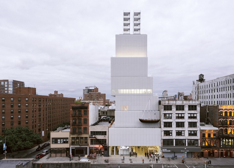 OMA / Shohei Shigematsu and Rem Koolhaas Selected to Design New Museum Expansion in New York, © Dean Kaufman