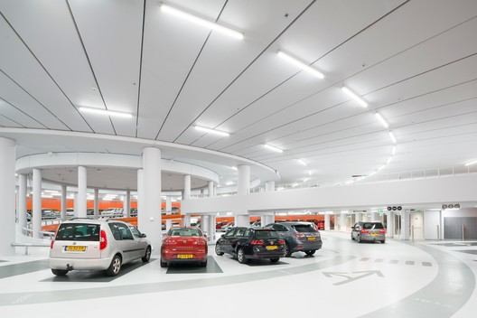 Lammermarkt Parking Garage / JHK Architecten