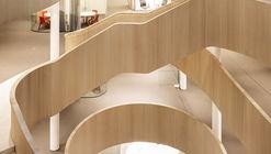 Dr. Schär Offices / monovolume architecture+design