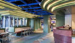 Hightail Bar / Technē Architecture and Interior Design
