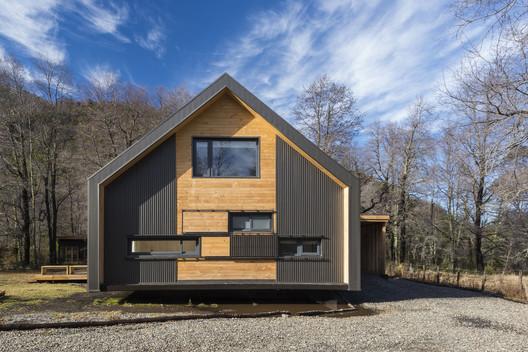 Casa Malalcahuello  / Marianne Balze Ressler