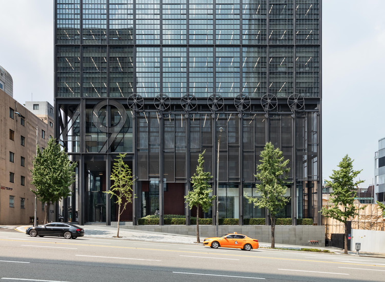 Shinsegae International / Olson Kundig, © Kyungsub Shin