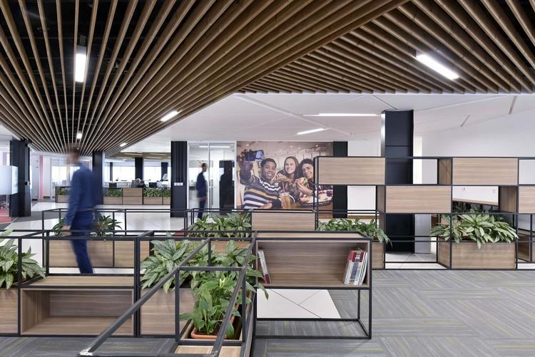 Golnan Puratos Complex / A1Architecture, © Deed Studio