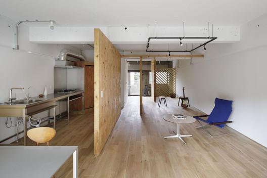 Department #114 / G architects studio