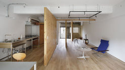 Apartment #114 Tokyo's West  / G architects studio