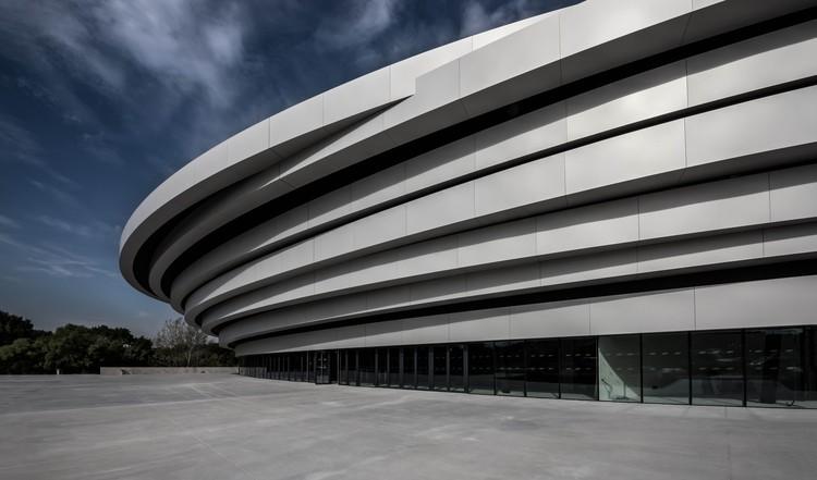 Arena Aix  / Christophe Gulizzi Architecte + Auer Weber, © Lisa Ricotti