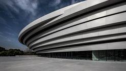 Arena Aix  / Christophe Gulizzi Architecte + Auer Weber