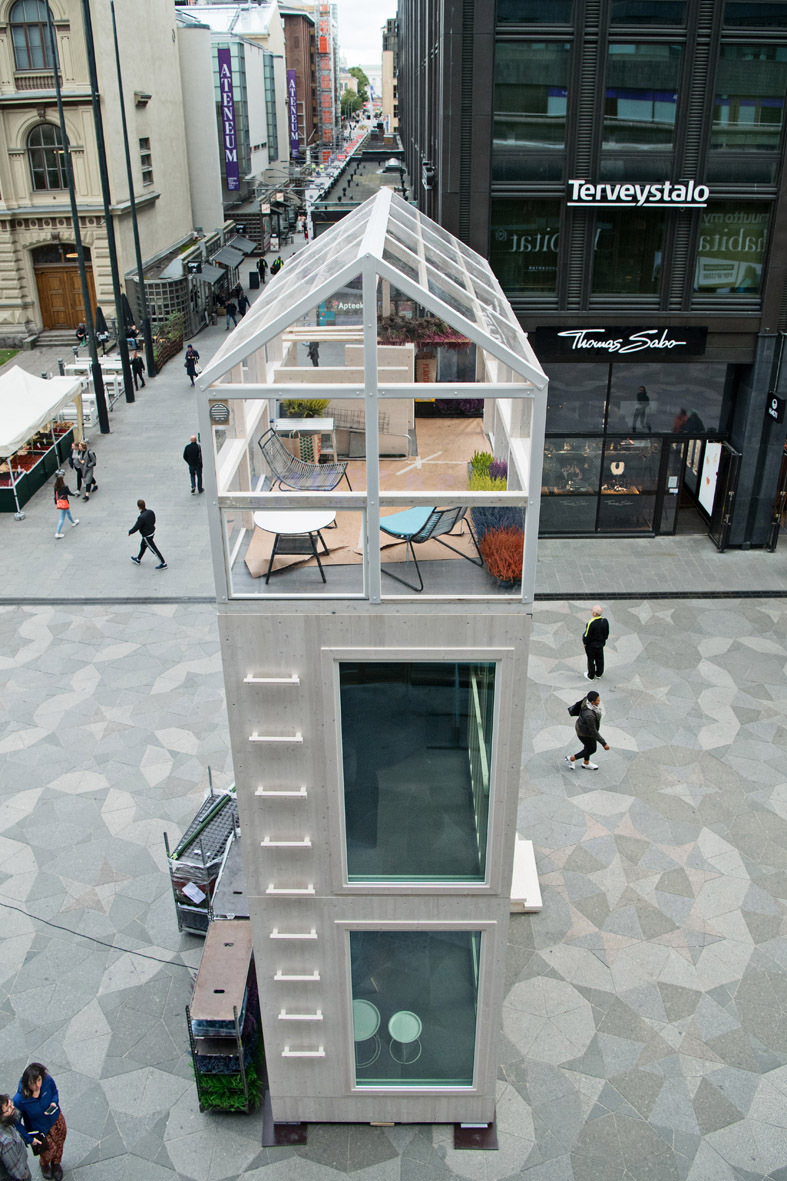 Gallery Of Tikku Micro Apartment Marco Casagrande 2
