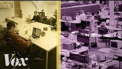 From Cubicles to Hot-Desks, Here Are the Origins of the Open-Plan Office