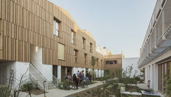 Participatory Habitat in Montreuil / NZI Architectes