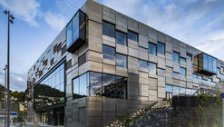 Faculty of Fine Art, Music and Design of the University of Bergen / Snøhetta
