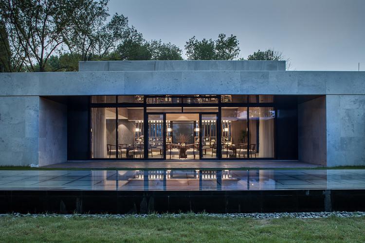 Tao Hua Yuan / CL3 Architects, Patio. Imagen © Nirut Benjabanpot