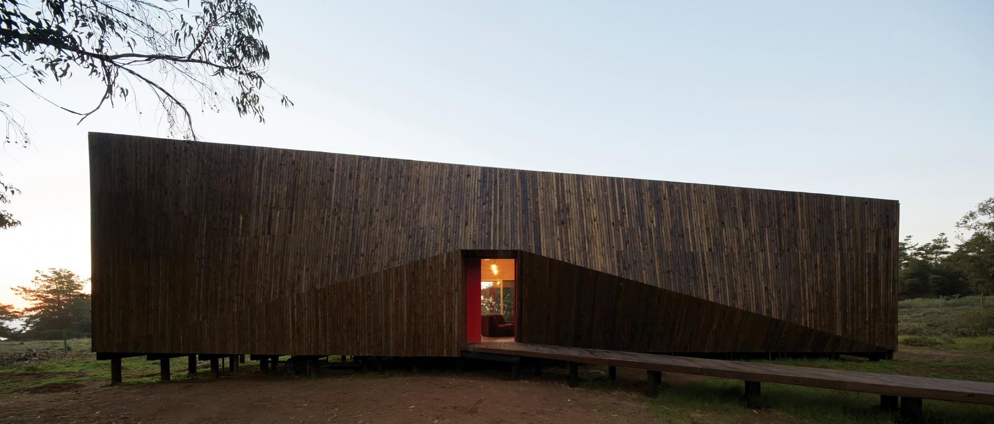 Galería de Casa Dos Pieles / Verónica Arcos - 8