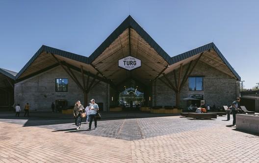Baltic Station Market / KOKO architects