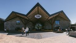 Baltic Station Market / KOKO architects
