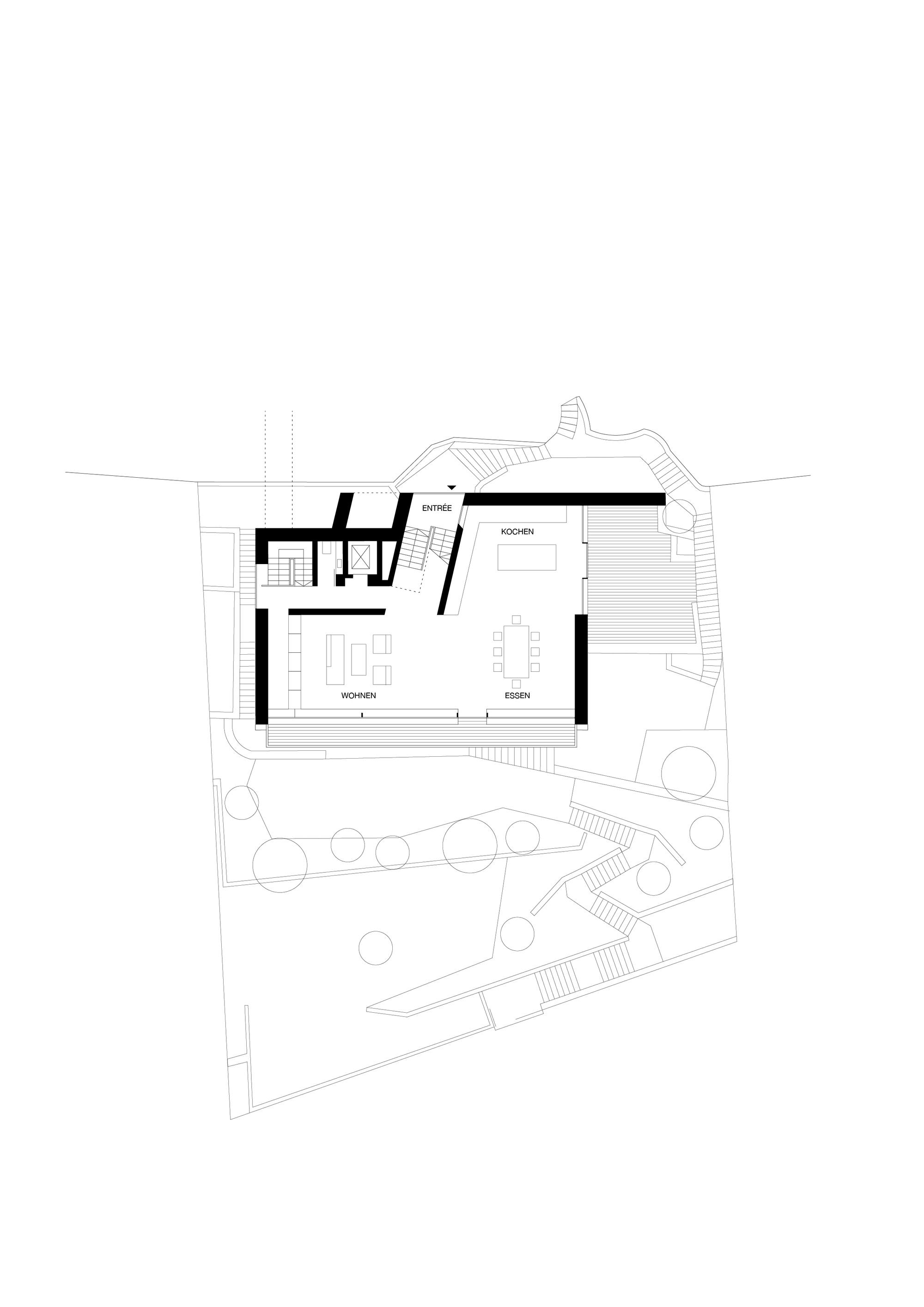 Galer a de haus b yonder architektur und design 19 for Architektur und design