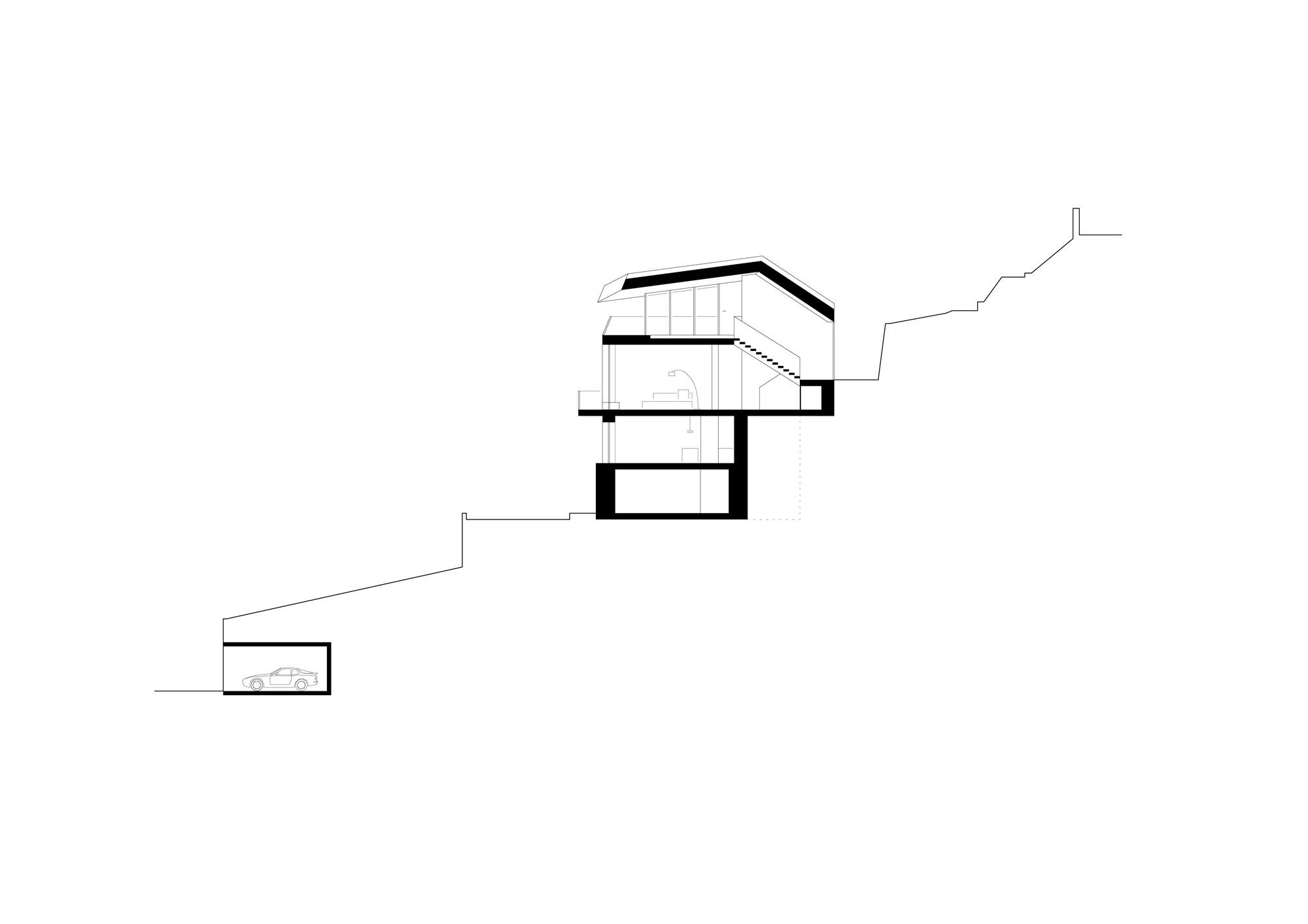Galer a de haus b yonder architektur und design 22 for Architektur und design