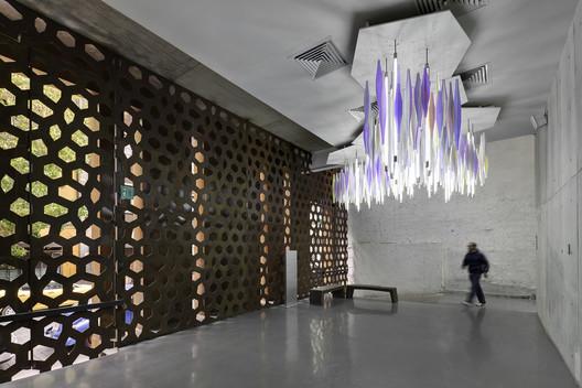 Spanish Cultural Center, Mexico City, Mexico, 2012. Image © Rafael Gamo