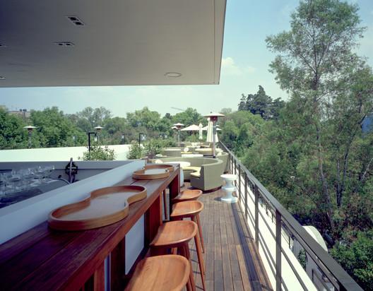 Hotel Condesa, Mexico City, Mexico, 2005. Image © Luis Gordoa