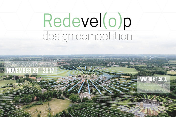 Call for Entries: Redevel(o)p Design Competition, Call for Entries: Redevel(o)p