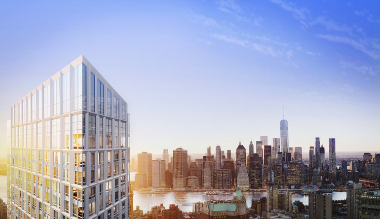 Brooklyn's Tallest Building Revealed in New Renderings, Courtesy of Williams New York