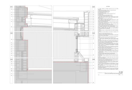 West Section Details