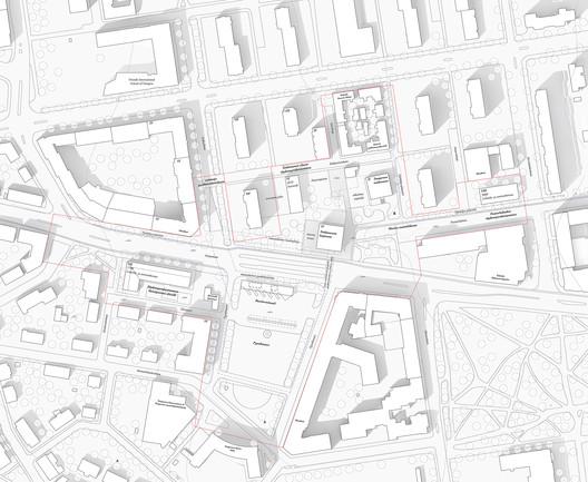 Site Plan. Image © AOR