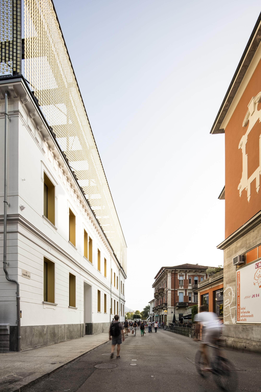 Gallery of Palazzo del Cinema di Locarno / AZPML + DFN ...