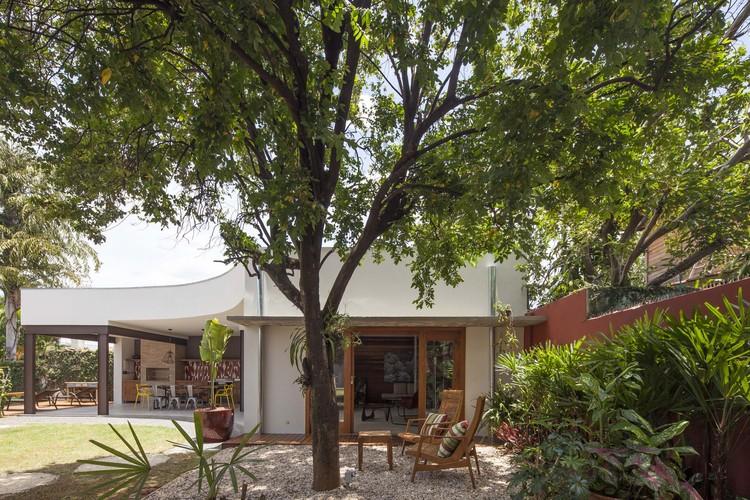 Residência Barão Geraldo  / Vasco Lopes Arquitetura, © Maira Acayaba