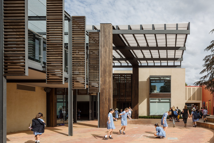 Ruyton Girls' School - Junior School Campus / Sally Draper Architects + DP Toscano Architects, © Trevor Mein