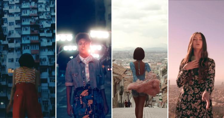 Quiz: Em que cidades foram gravados esses videoclipes? , via Youtube
