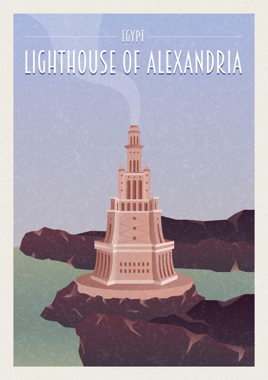 "Courtesy of Expedia ""Lost Landmarks"""