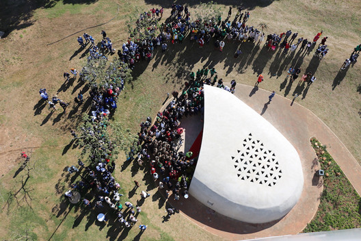 Grand Prix winner: Umkhumbane Museum, South Africa / Choromanski Architects. Image Courtesy of Africa Architecture Awards