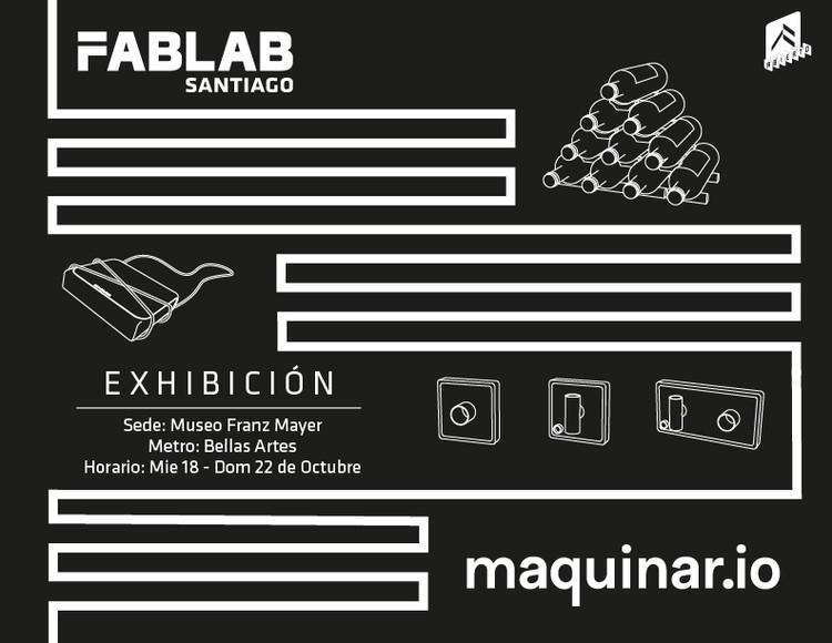 Fab Lab Santiago en el Abierto Mexicano de Diseño