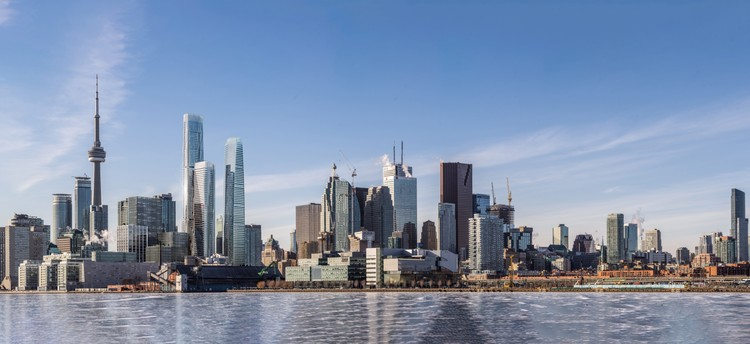 Hariri Pontarini Architects Unveil Waterfront Skyscraper Development for Toronto, Courtesy of Hariri Pontarini Architects