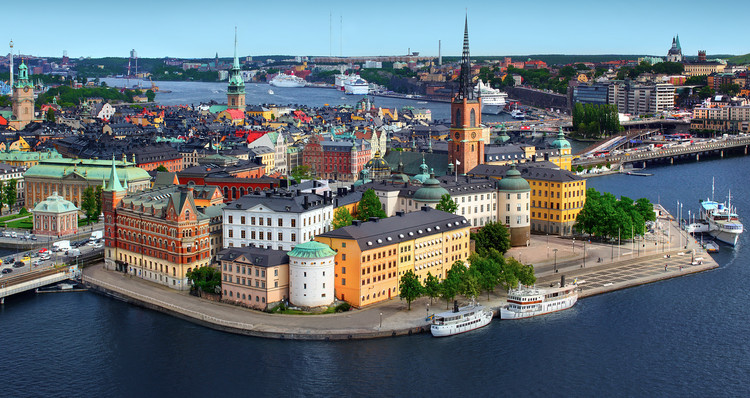 Architectural Adventures: Scandinavia Architectural Tour, Stockholm, Sweden