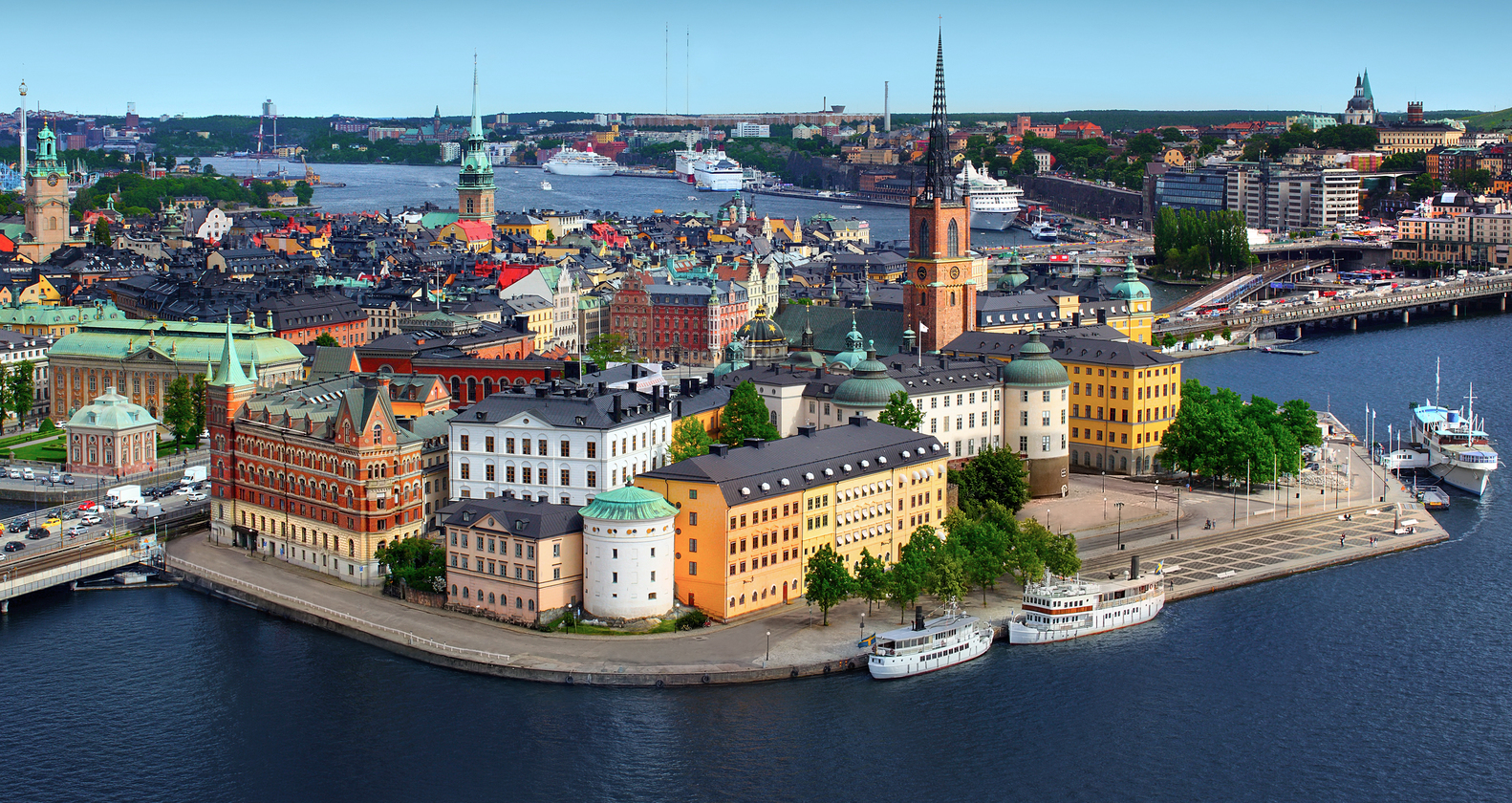 Architectural Adventures: Scandinavia Architectural Tour,Stockholm, Sweden